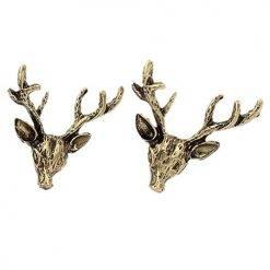 Dear deer oorbellen-O019