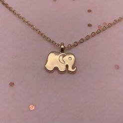 Olifant ketting GOOD LUCK