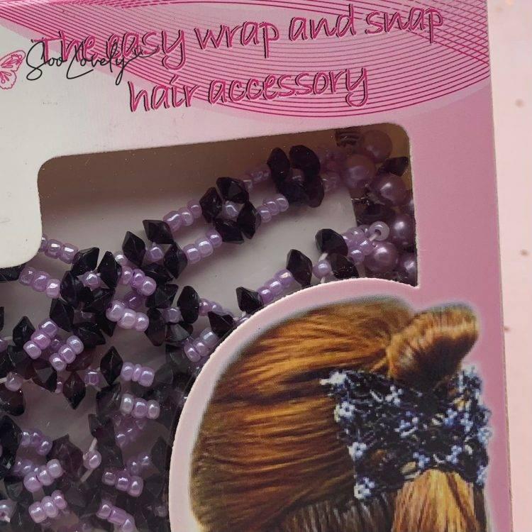 Magische elastische haarclip