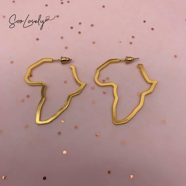 Oorbellen Africa
