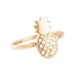Ananas ring-R030