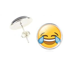 Emoji oorbellen-O007