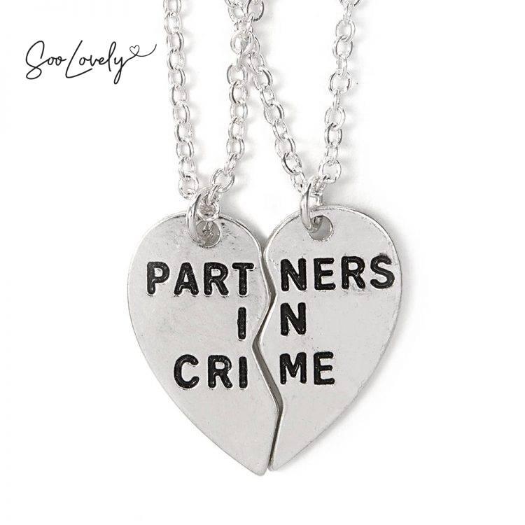 Partners in crime kettingen-K022